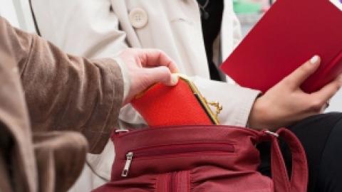 Милиция задержала карманницу всаратовской маршрутке