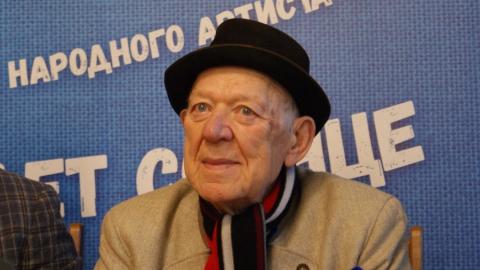 Спустя полвека клоун Олег Попов приехал в Саратов посмотреть на базар у цирка