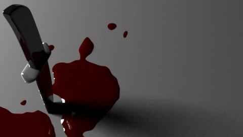 ВЗаводском районе мужчине порезали ножом живот, грудь иногу