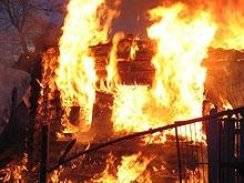 Предполагаемой причиной пожара в Балашове стали сварочные работы