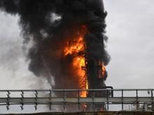 Ростехнадзор установил причину пожара на Саратовском НПЗ