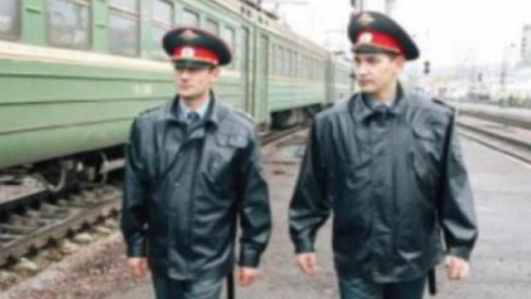 ВАстрахани упассажира поезда изъяли наркотики