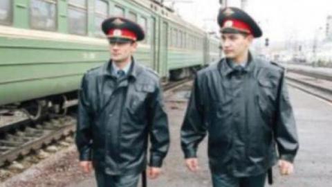 Споезда Москва— Астрахань снят героиновый наркоман