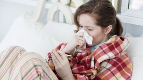 Занеделю вСамарской области ОРВИ заболели практически 12 тыс. человек