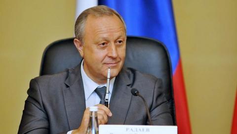 Валерий Радаев продолжает терять позиции вмедиарейтинге губернаторов