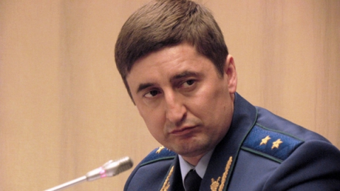 Сергей Филипенко стал новым прокурором Саратовской области