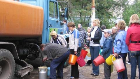 Граждане ряда поселков Саратова надень останутся без питьевой воды
