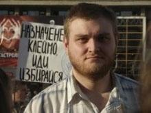 Полицейские приняли Александра Макаева за грабителя