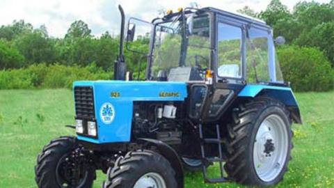 ВБалаковском районе нетрезвый сельчанин угнал трактор уфермера