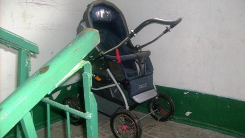 Девушка уговорила 16-летнюю приятельницу украсть детскую коляску