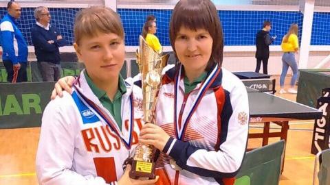 Чемпионат Европы потеннису среди лиц снарушениями интеллекта открылся под Калининградом