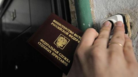 После ареста телевизора итумбочки должник вернул 100 тыс. руб. вналоговую