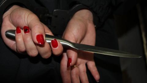 Мужчина сножевым ранением пытался выгородить сожительницу