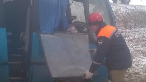 ВСУ СКдумают овозбуждении дела из-за дорожно-траспортного происшествия спитерским автобусом