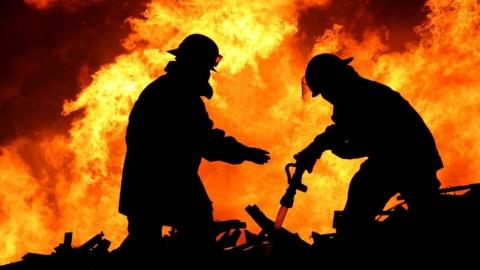 Напожаре вХвалынске умер 3-х летний ребенок