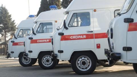 «Мыполучили авто скорой помощи больше всех вРоссийской Федерации»— Валерий Радаев