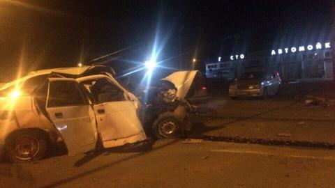 ВБалакове нетрезвый шофёр на«ВАЗе» врезался вдерево