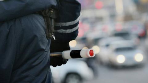 Следователи проверяют избиение служащих ДПС нетрезвой пассажиркой
