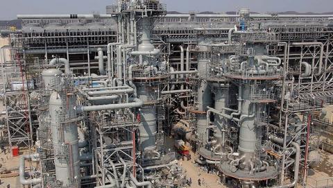 ВСаратовской области собираются строить завод попроизводству сжиженного природного газа