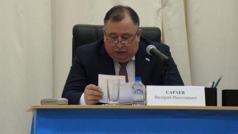 Валерий Сараев поручил очистить Саратов от снега до вечера