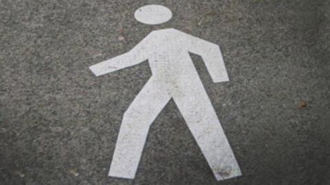 В Петровске сбивший пешехода водитель скрылся с места аварии
