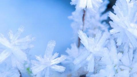 В Саратове ждут снег и -9 градусов