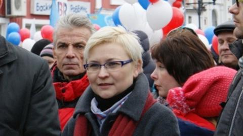 Людмила Бокова ухудшила позиции в медиарейтинге сенаторов