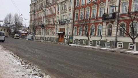 Автобусы №11 перенесли с Музейной площади на Лермонтова