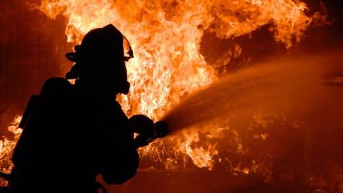 Зачас напожарах вСаратовской области погибли 2 мужчин