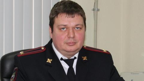 Четвертый отдел полиции Саратова возглавил Алексей Потапов