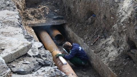 В Саратове без тепла аварийно остались два района