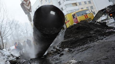 Энергетики устранили коммунальную аварию на Железнодорожной