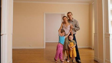 Каждая третья саратовская семья с ребенком имеет возможность снимать жилье