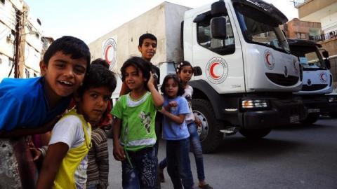 В Саратове объявлен сбор подарков для детей Сирии