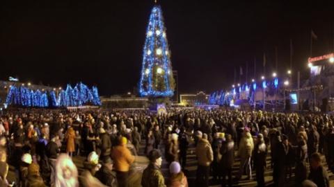 Городская администрация подготовила программу новогодних развлечений