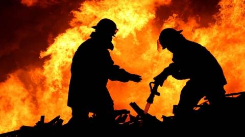 В Саратове после пожара в коллекторе нашли два трупа