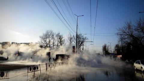 Последствия коммунальной аварии в Балакове устранят в течение дня