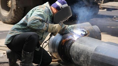 Время окончания ремонта поврежденной теплотрассы в Балакове остается неизвестным