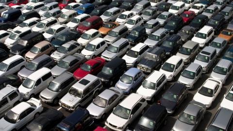 На Вольском тракте саратовцам продают залоговые машины