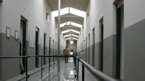 На заключенного завели уголовное дело за угрозы надзирателю