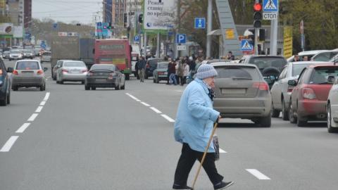 На улице Марины Расковой иномарка сбила женщину