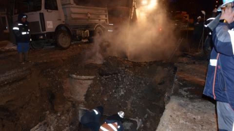 Отопление в центре Саратова дадут сегодня вечером