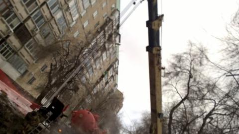 Из-за комунальной аварии на Зарубина заменят 12 метров теплотрассы