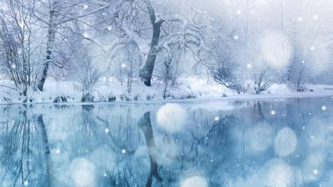 В Саратове ожидается снег и слабый мороз