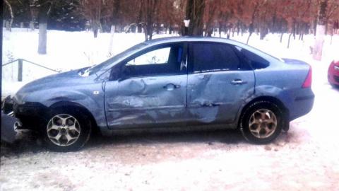 ВСаратове фургон без тормозов поломал восемь машин