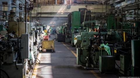 Рабочий потерял сознание на саратовском заводе