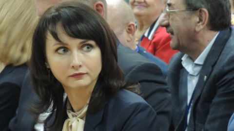 Секретарем регионального отделения «Единой России» выбрали Татьяну Ерохину