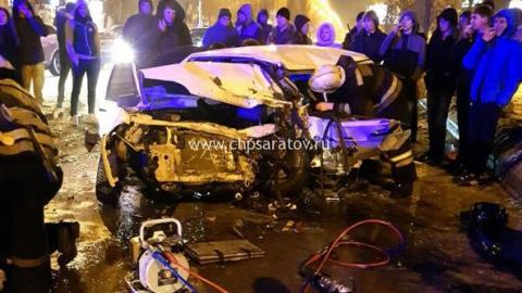 После ДТП на встречной водитель иномарки скрылся с места аварии