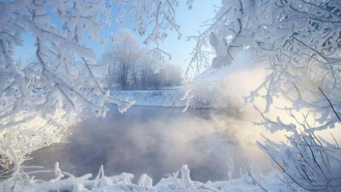 В Саратове будет снег и слабый мороз