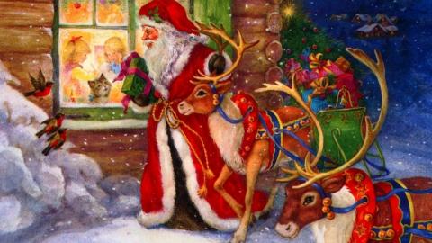 Саратовским детям покажут новогодние сказки